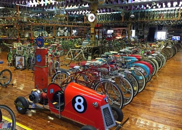 Bicycle Heaven in Pittsburgh PA