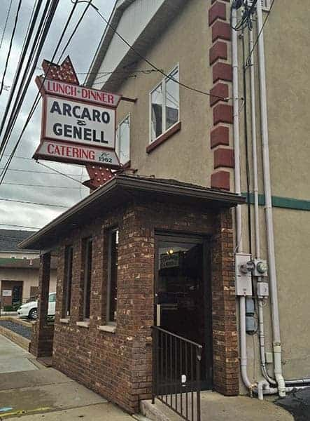 Arcaro and Genell in Old Forge, Pennsylvania