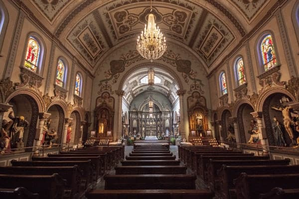 Churches to visit in Pittsburgh: St. Anthony's Chapel