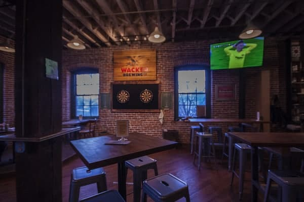 The Little Dutch Taproom in Lancaster, Pennsylvania