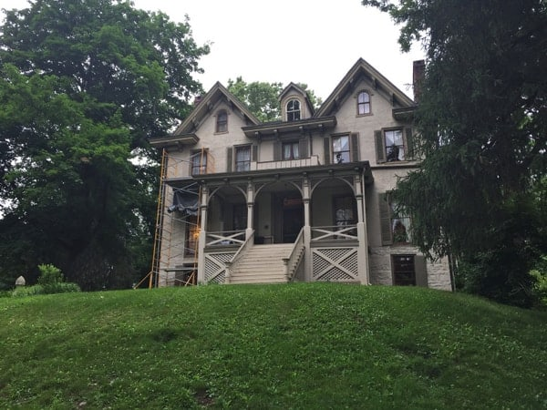Centre Furnace Mansion in Centre County, Pennsylvania