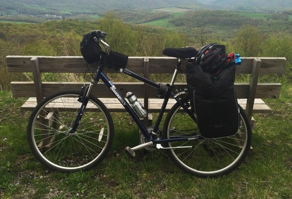 Biking the Great Allegheny Passage - Gear