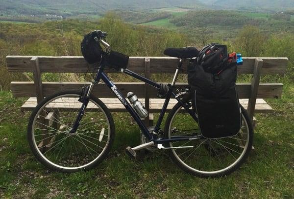 Biking the Great Allegheny Passage - Gear