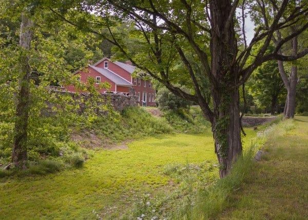 Lock 31 D&H Canal in Hawley, Pennsylvania.