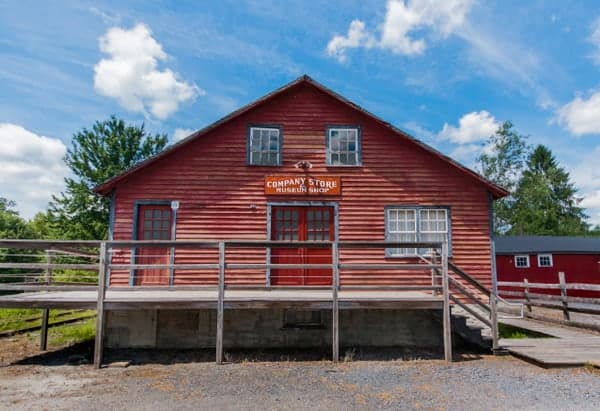 Company Store at Eckley Miners' Village