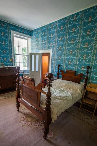 Visiting the Baldwin-Reynolds House Museum in Meadville, PA