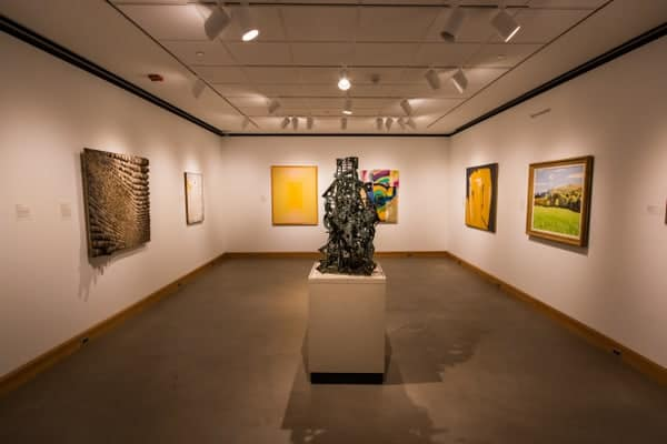 Review of the Allentown Museum of Art in Pennsylvania's Lehigh Valley