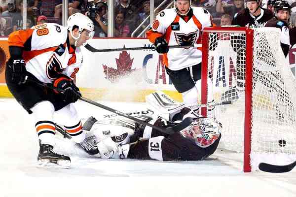 Things to do in Pennsylvania in Feburary: Lehigh Valley Phantoms in Allentown.