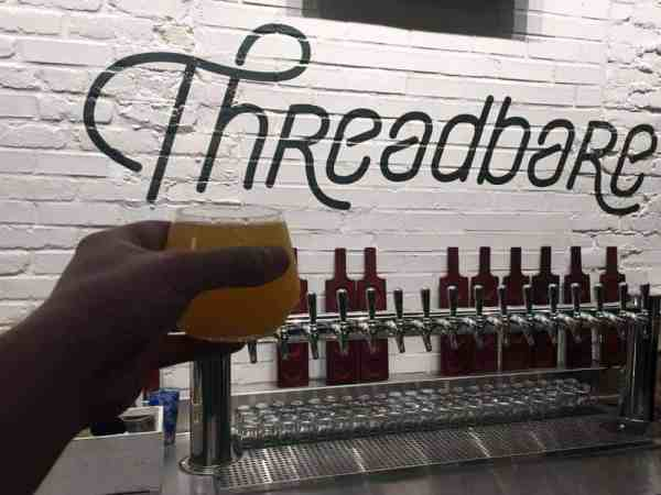 Places to get cider in Pittsburgh: Threadbare Cider