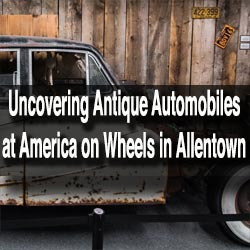 America on Wheels in Allentown