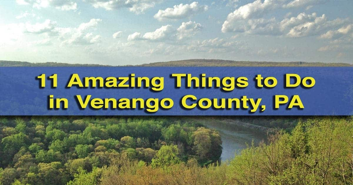 Things to do in Venango County, Pennsylvania