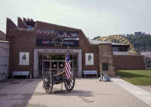 Review of the Fort Pitt Museum in Pittsburgh's Point State Park