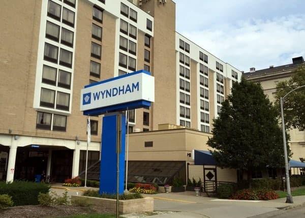 Wyndham Hotel University Center Pittsburgh Pa