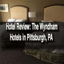 Review of Wyndham Pittsburgh