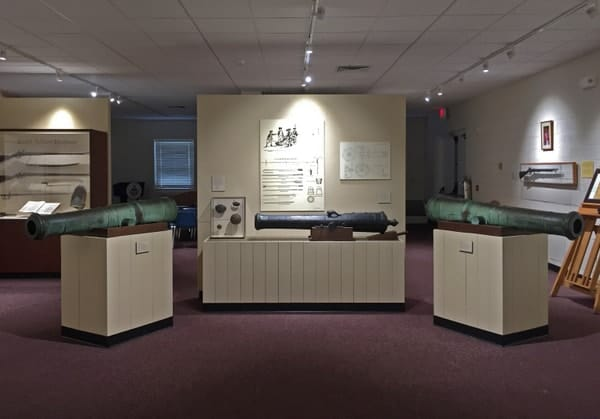 Museum at the Brandywine Battlefield in Delaware County, Pennsylvania