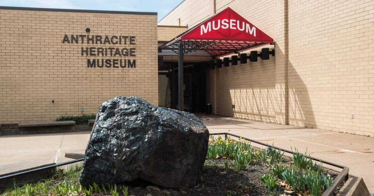 Visiting the Anthracite Heritage Museum in Scranton, Pennsylvania