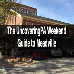 Weekend in Meadville, PA