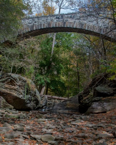 Things to do in Wissahickon Gorge: Devil's Pool
