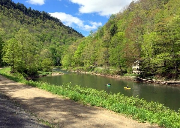 Things to see while biking the Pennsylvania Grand Canyon
