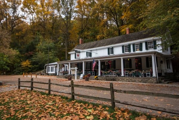 Things to do in Wissahickon Valley Park: Valley Green Inn
