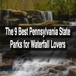 Best PA State Parks for Waterfalls