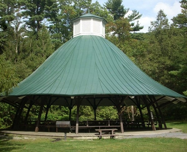 Pennsylvania's historic state parks: Mont Alto State Park
