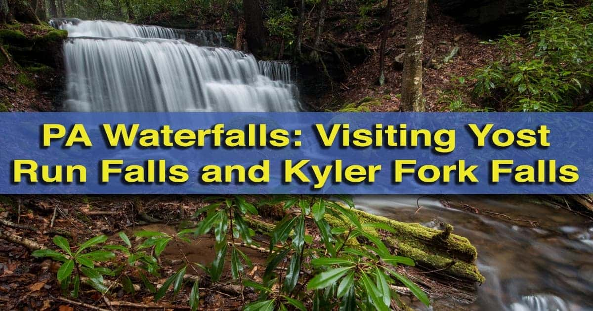 Blog Pennsylvania Waterfalls How to Get to