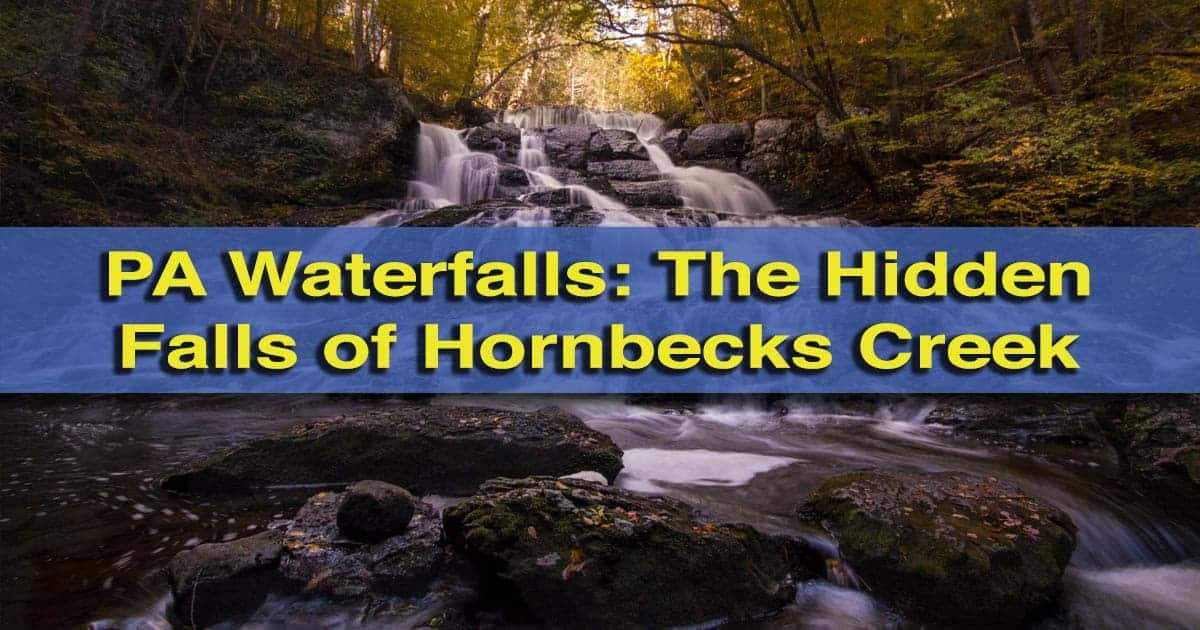 How to get to the waterfalls of