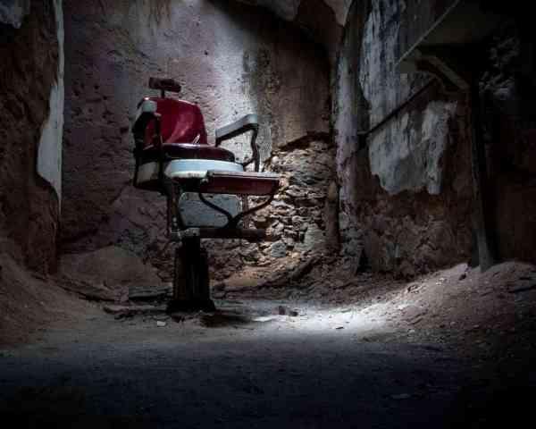 Creepiest places in Philadelphia: Eastern State Penitentiary