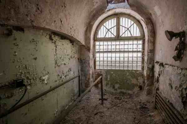 Eastern State Penitentiary Photos