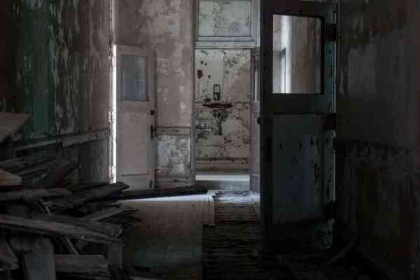 Abandoned School Photography Workshop