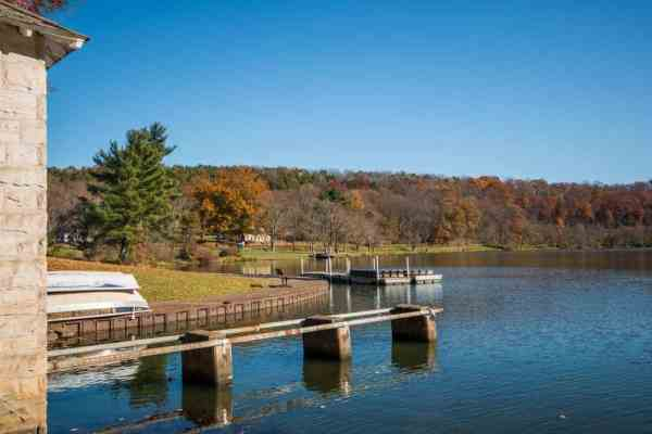 North Park Lake in Allegheny County, Pennsylvania