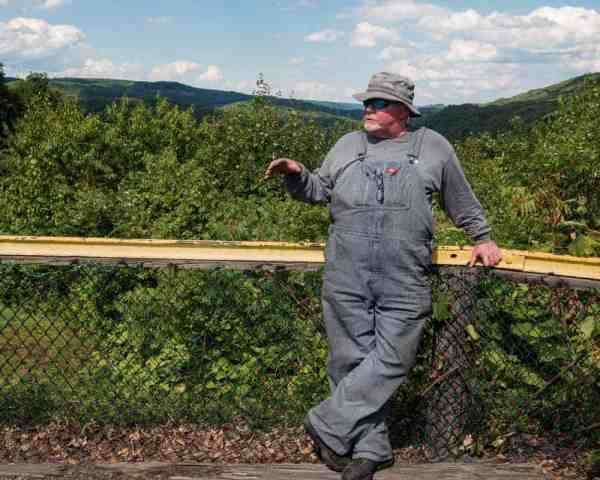 Visiting the Pioneer Tunnel Coal Mine and Steam Train in Schuylkill County, Pennsylvania