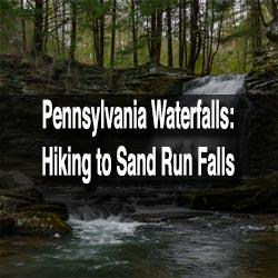 Sand Run Falls