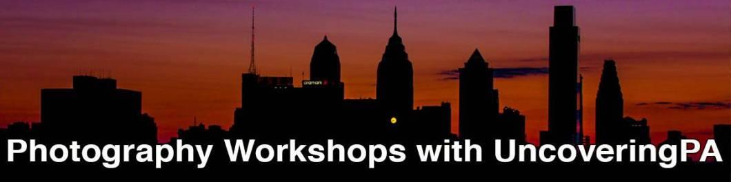 Pennsylvania Photography Workshops