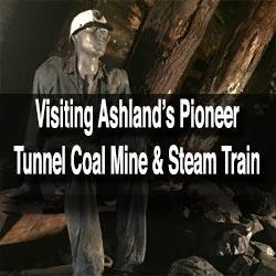 Pioneer Tunnel Coal Mine Tour