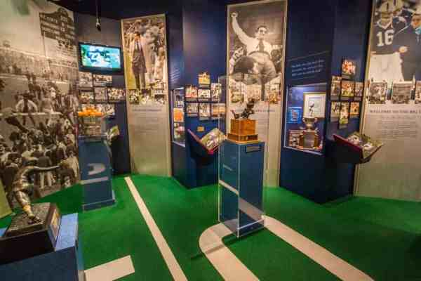 Visiting the Penn State All-Sports Museum in State College, PA