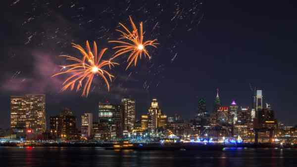 Things to do in December in PA: New Year's Eve Fireworks