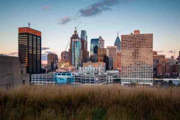 Best photo spots in Philly: Cira Green