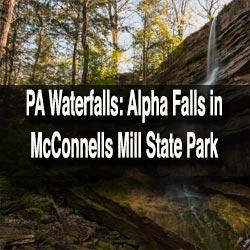 Alpha Falls