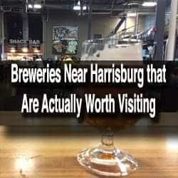 Breweries near Harrisburg, PA