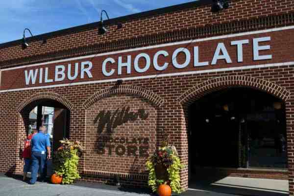 Wilbur Chocolate in Lititz, PA