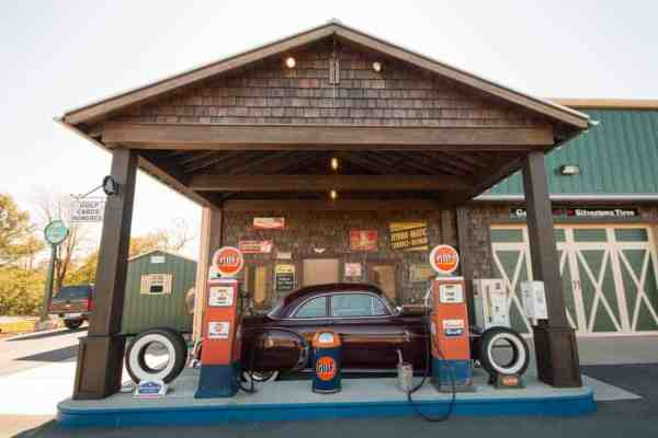 Eagles Mere Auto Museum in Sullivan County, Pennsylvania