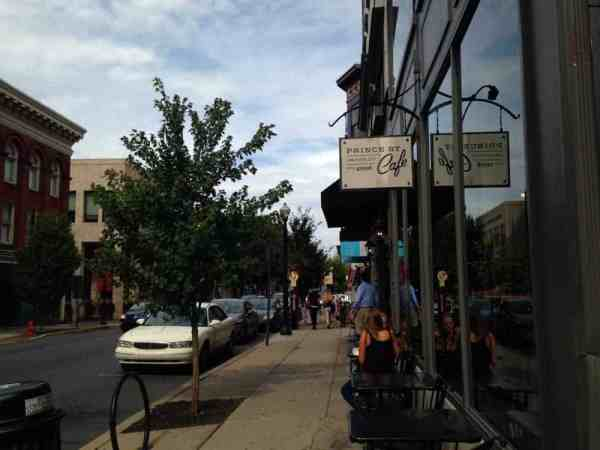 Prince Street Cafe Lancaster PA