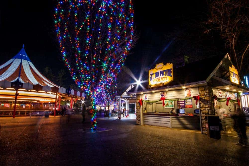 christmas in harrisburg hershey park christmas candylane - Hershey Christmas Lights