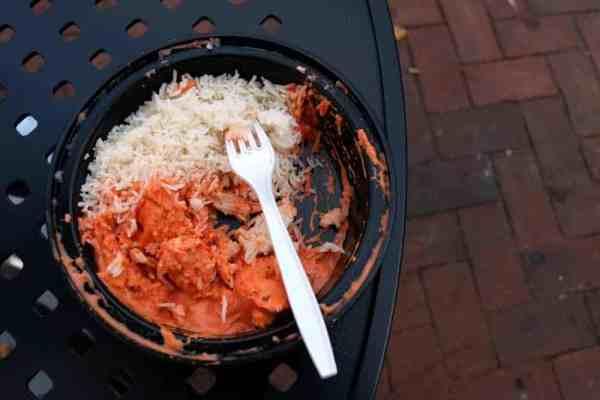 Himalyan Curry & Grill chicken tikka masala