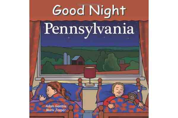 Kids gifts from pennsylvania: Good Night Pennsylvania