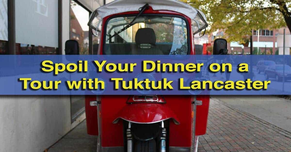 Tuktuk Lancaster Tour Review