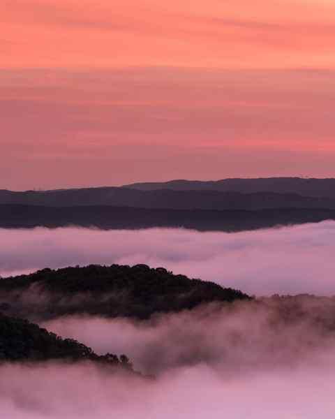 Top Pennsylvania Photos of 2017: Raystown Lake Sunrise