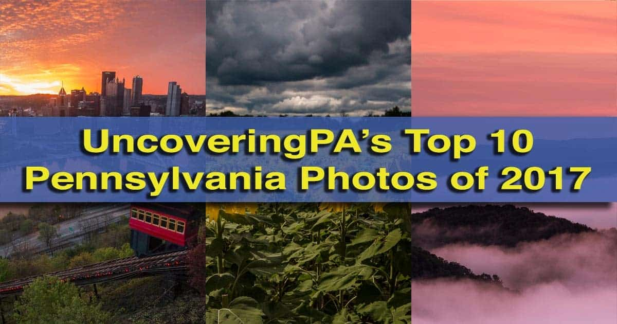 Favorite Pennsylvania Photos of 2017